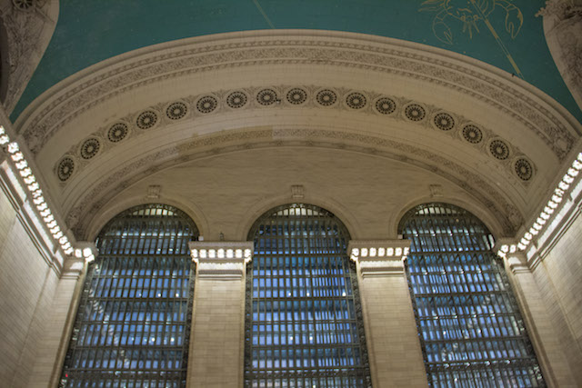 Grand Central Terminal Roof